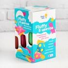 Воздушный пластилин для детской лепки «Fluffy 8 цветов»