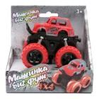 Машинка инерционная Funky Toys 4х4, цвет красный