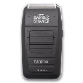 Электробритва (шейвер) Harizma Barber Shaver h10103B, до 45 мин, +триммер, чёрная