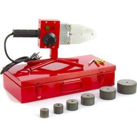 Аппарат для сварки Kronwerk КW 800 94214, для пластиковых труб, 20/25/32/40/50/63 мм, 300 °С   45972 Ош