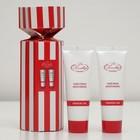 Подарочный набор Liss Krouly Red&White: крем д/рук+маска д/рук