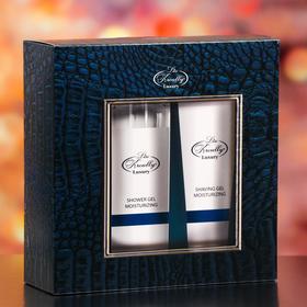 Подарочный набор Skin Juice: гель для душа, 260 мл + гель для бритья, 100 мл