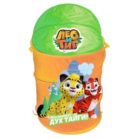 Корзина для игрушек «Лео и Тиг», 43 х 60 см