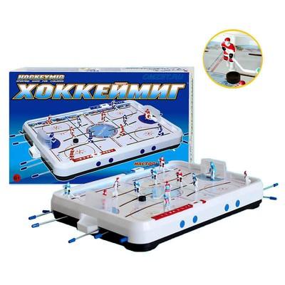 Игра настольная «Хоккеймиг-О» - Фото 1