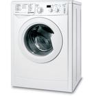 Стиральная машина Indesit IWSD 5085, класс А+, 5 кг, белая