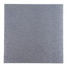 Глиттерный кардсток American Craft «Silver», 30.5х30.5 см