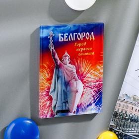Магнит «Белгород. Памятник Владимиру I» Ош