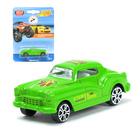 Машина металлическая Road Racing, 7,5 см, цвета МИКС