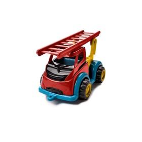 Игрушка MIGHTY «Пожарная машина»