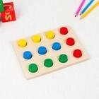 Игровой набор «Цветные пеньки» - Фото 2