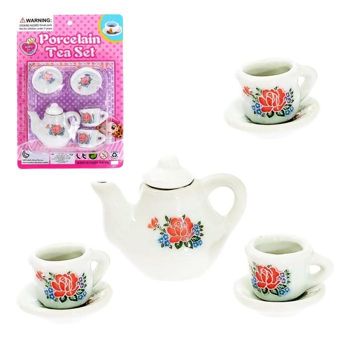 Набор керамической посуды «Чаепитие»