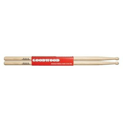 Барабанные палочки VATER GWRW Rock Goodwood , материал: орех, деревянная головка