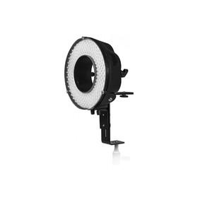 Осветитель светодиодный кольцевой DVR-240D Ош