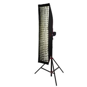 Софтбокс с сотами SBQ-30160 BW для студийных вспышек и галогеновых осветителей Ош