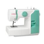 Швейная машина Aurora 615, 70 Вт, 13 операций, полуавтомат, бело-зелёная