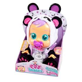 Кукла интерактивная «Плачущий младенец Pandy», 31 см