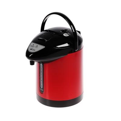 УЦЕНКА Термопот HOME ELEMENT HE-TP621, 750 Вт, 2.5 л, красный