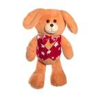 Мягкая игрушка Зоопарк в жилетке «Собака»