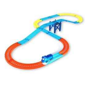 Игровой набор Robot Trains «Железная дорога»