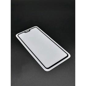 Защитное стекло Innovation 2D для Huawei Honor 8X, полный клей, черное