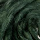 Гребенная лента 100% вискоза 50гр (0112, зеленый)