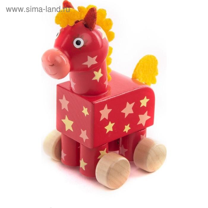 Фигурка деревянная «Лошадка Иго-Го»