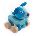Фигурка деревянная «Собачка Гав-Гав» - Фото 1