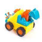 Игровой набор Ми-Ми-Мишки «Кеша экскаватор», со звуковыми и световыми эффектами - Фото 4