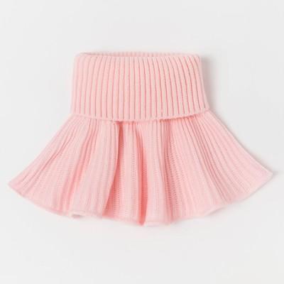 Манишка детская, цвет розовый, размер 48-50 - Фото 1