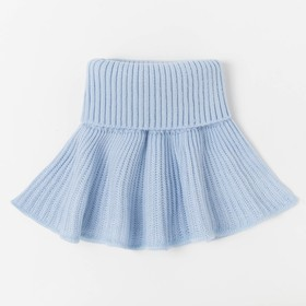 Манишка детская, цвет голубой, размер 48-50