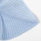 Манишка детская, цвет голубой, размер 48-50 - Фото 2