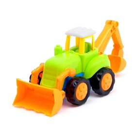 Трактор «Строитель», цвета МИКС Ош