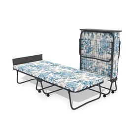 Кровать-тумба «Престиж» с матрасом, 195 × 80 × 44 см, цвет МИКС