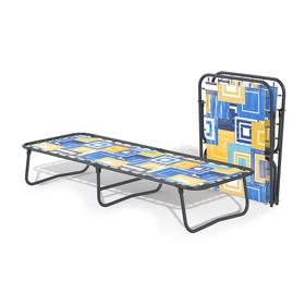 Раскладная кровать «Мечта» без матраса, ткань, 1950 × 700 × 390 мм, цвет МИКС Ош