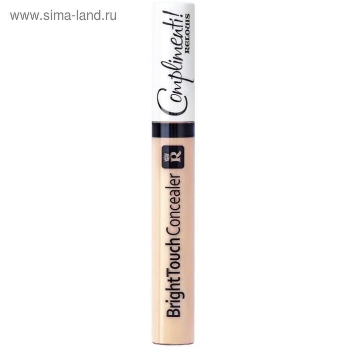 Консилер для лица Relouis Complimenti Bright Touch, тон № 01 фарфоровый, 6,2 г