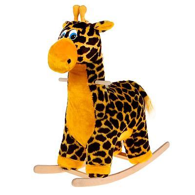 Качалка «Жираф», музыкальная - Фото 1