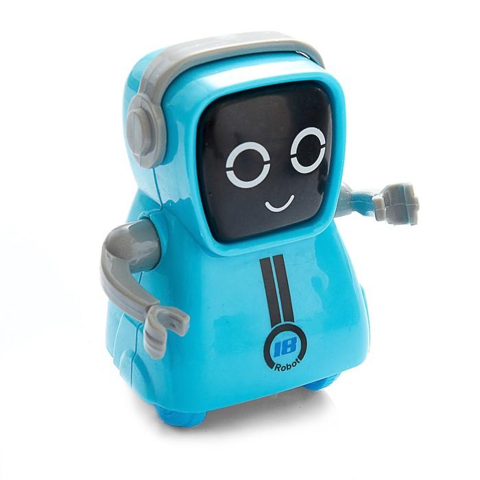Робот инерционный Миник, цвета МИКС
