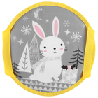 Санки-ледянки «Заяц», d=35 см