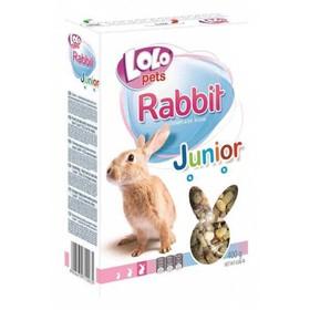 Корм LoLo Pets Junior для молодых кроликов, полнорационный, 400 г