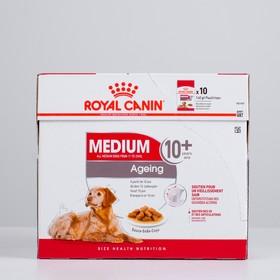 Влажный корм RC Medium Ageing для собак средних пород старше 10 лет, в соусе, 140 г Ош