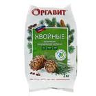 Удобррение гранулированное органическое Оргавит Хвойные, 2 кг