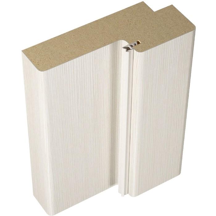 Дверная стойка 3D Flex Белый, 70х28х2070
