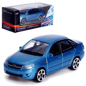 Машина металлическая Lada Granta