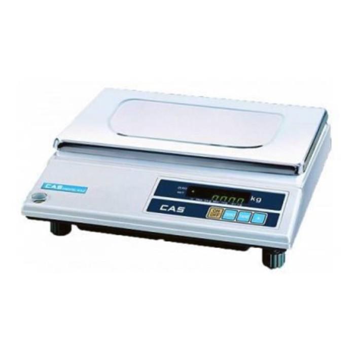 Весы CAS AD 2,5 электронные порционные