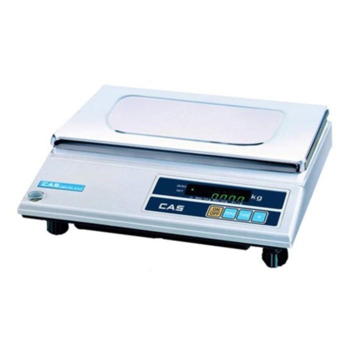 Весы CAS AD 5H электронные порционные высокоточные