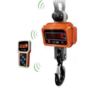 Крановые весы электронные ВЭК-3000, с дублированием показаний на пульт Ош