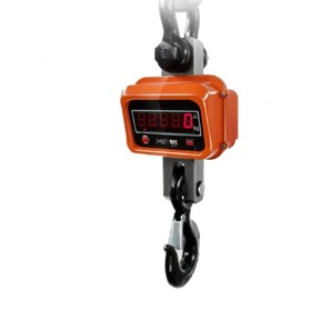 Крановые весы электронные ВЭК-10000, с поворотным крюком Ош