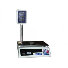 Весы торговые электронные МИДЛ МТ 6 МГЖА (1/2; 230x340) 'Базар' Ош