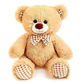 Мягкая игрушка «Медведь Тоффи», 50 см, цвет кофейный