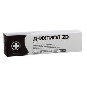 Крем «Д-Ихтиол ZD» для проблемной кожи, 50 мл Ош
